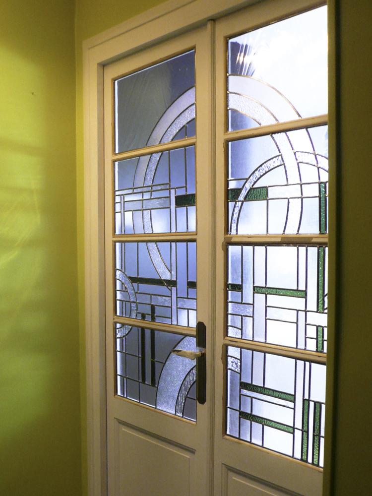 Porte Art Deco