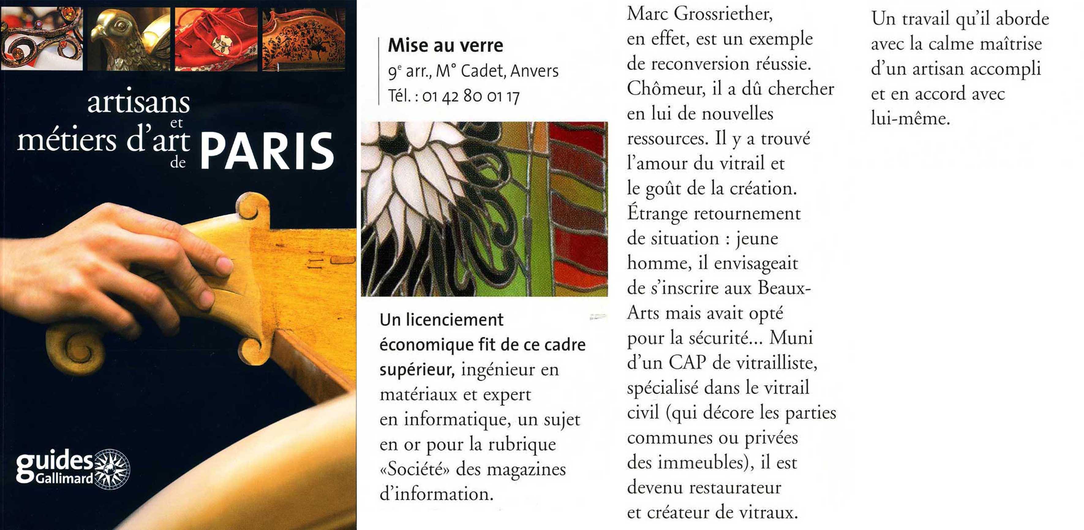 2007-12 Gallimard