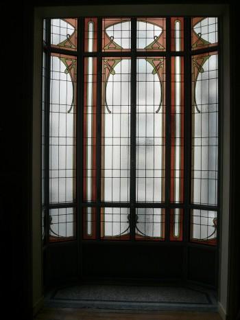 Restauration Art Nouveau