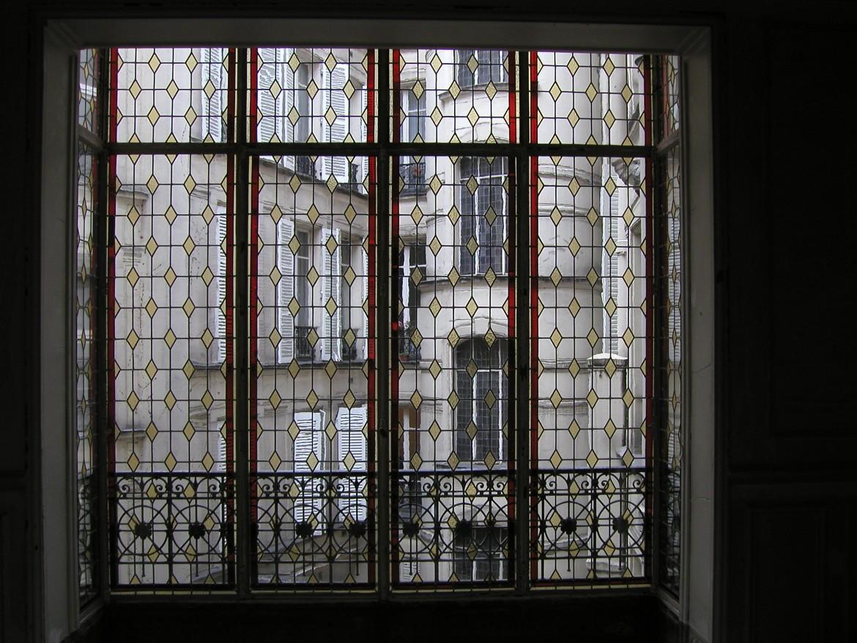 Restauration bow window