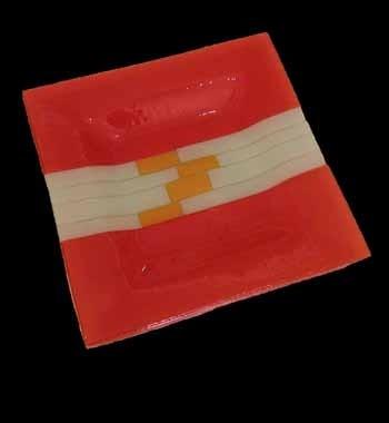 Plat orange