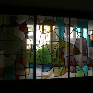Restauration vitrail