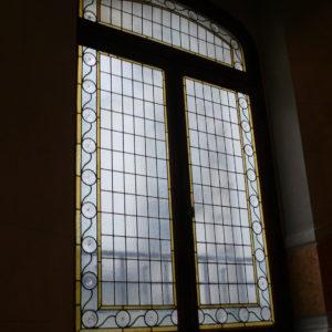 Restauration vitrail XIXème