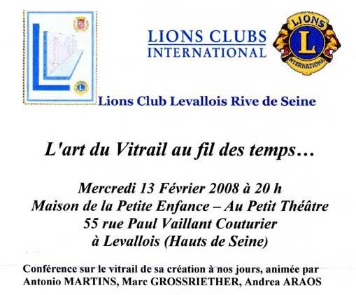 Affiche Lyons Club 2008-02-13001