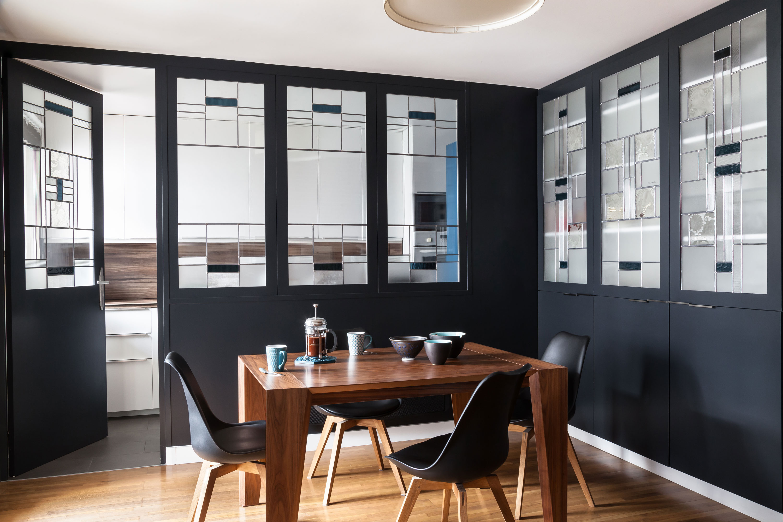 cr ation de vitraux mise au verre. Black Bedroom Furniture Sets. Home Design Ideas